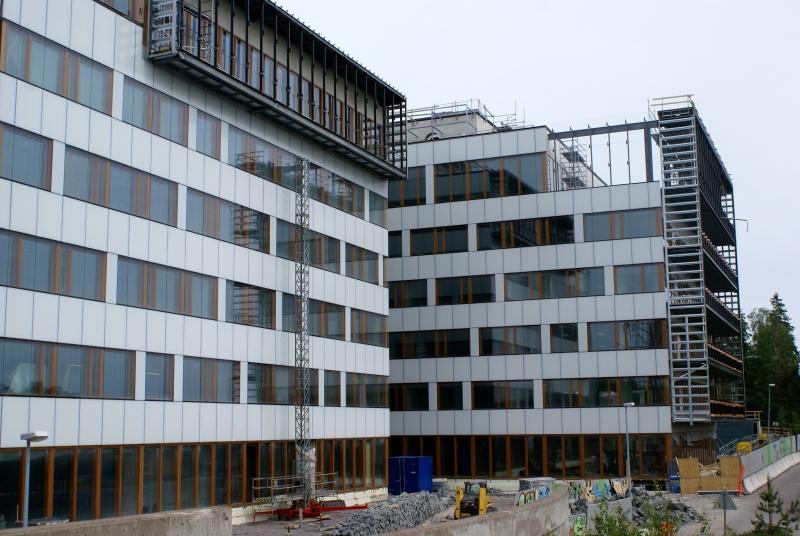 Tapiola-group premises, Espoo
