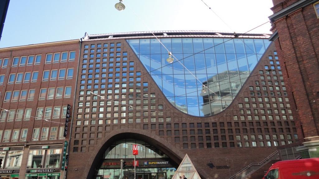 Kaisa-talo, Helsinki