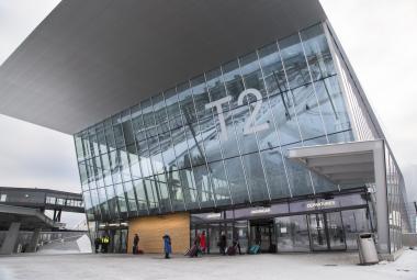 Länsiterminaali 2, Helsinki