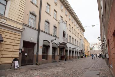 julkisivukuva Sofiankatu 4 kiinteistöstä