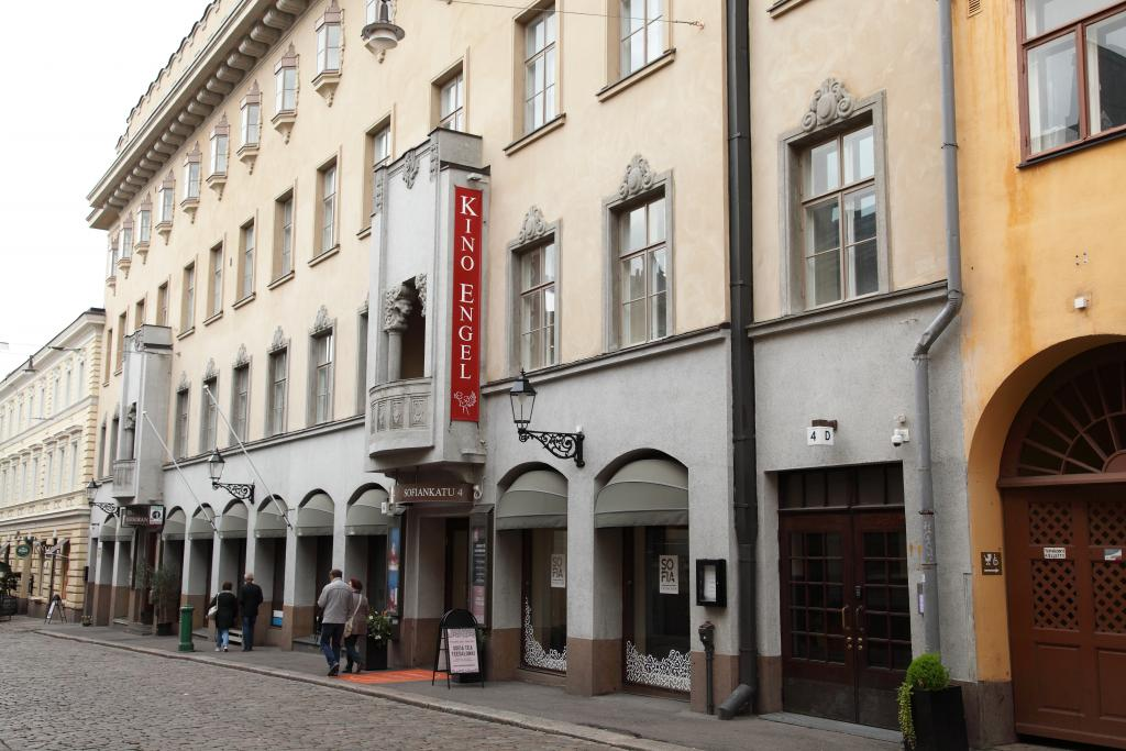 Sofiankatu 4, Helsinki